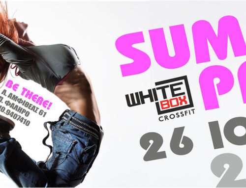 WhiteBox Summer Party